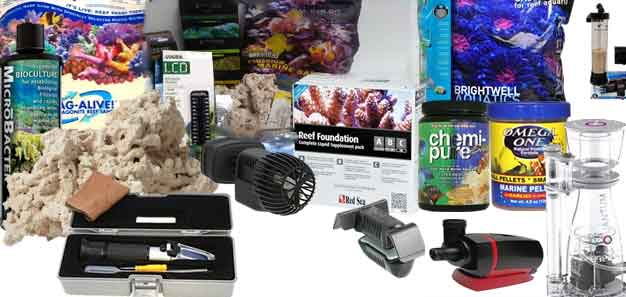 Saltwater Aquarium Equipment OnlyPet